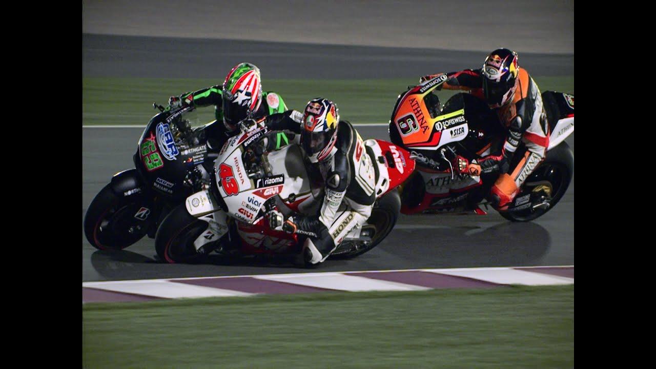 MotoGP™ Qatar 2015 -- Best overtakes - YouTube