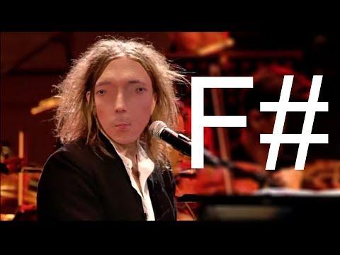 Matthew Kiichichaos Heafy I Trivium I Tim Minchin - F Sharp I Acoustic Cover