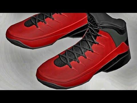 a9c1c8ab1b5200 NBA 2K18 - CUSTOM SHOES