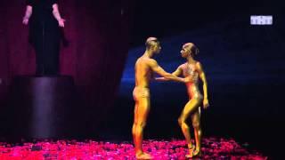 Танцы. Битва сезонов: Антон Пануфник и Снежана Крюкова ( 3 серия )