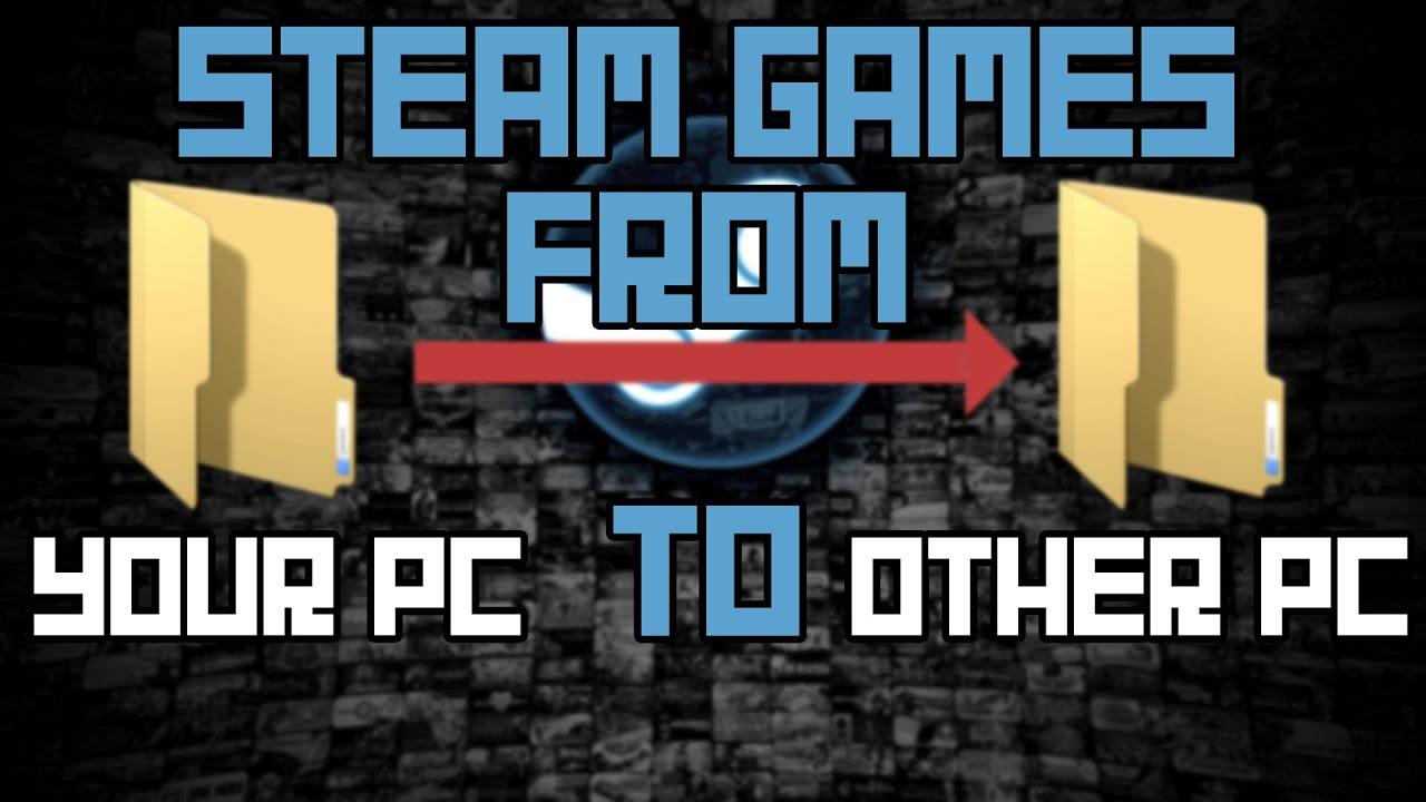 Steam Spiel Kopieren