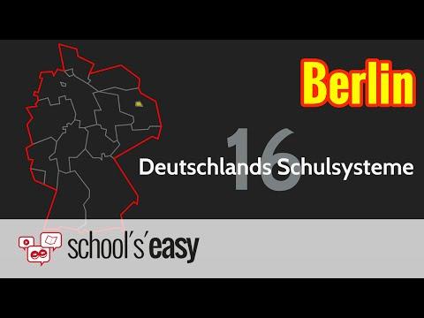 Das Schulsystem in Berlin (2015)