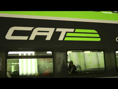 Vienna In Your Pocket - City Airport Train (CAT)