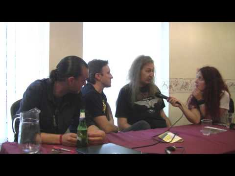 Wizz Wizzard interview @ SOS Fest 2014