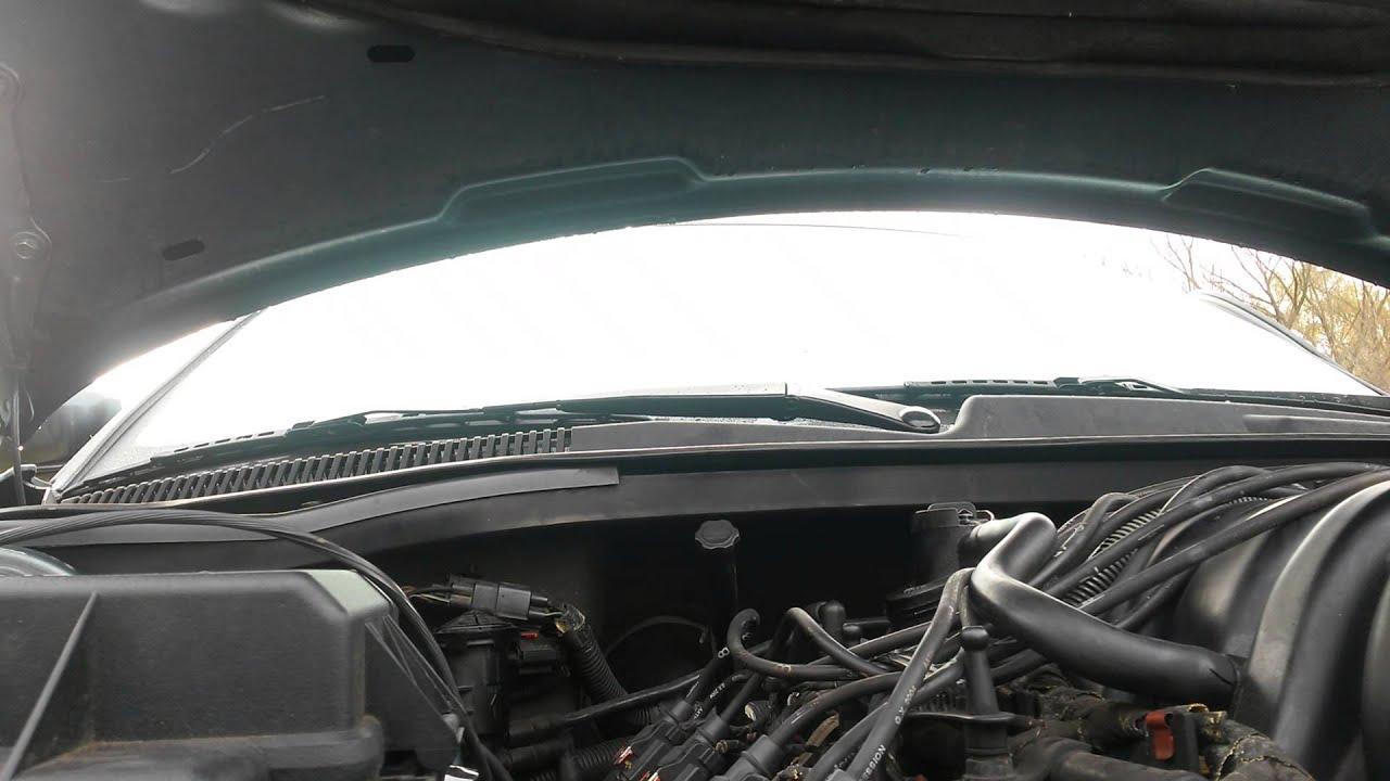 2005 Dodge Magnum Fuel Pump