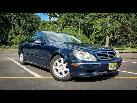Everything Wrong With My $3000 Mercedes-Benz S-Class