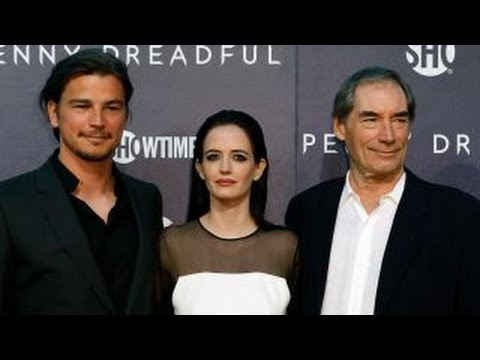 Josh Hartnett, Eva Green and Timothy Dalton Debut 'Penny Dreadful'