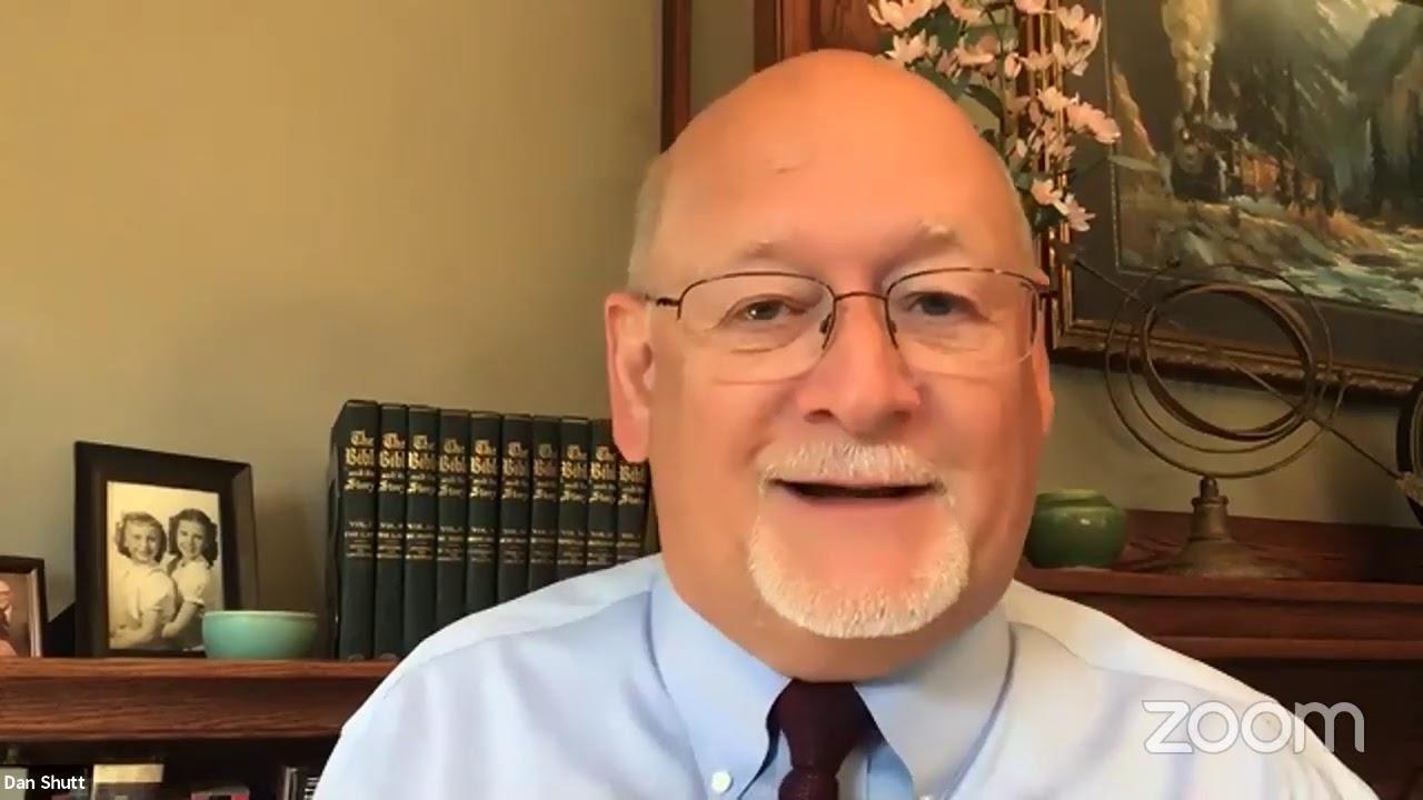 Quarantining for Christ: Dan Shutt