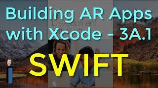 3A Boru ile AR Apps binası: Ders.Swift ile 1 - Uygulama Geliştirme