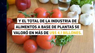 Food Tech Summit & Expo México I IA y Plant Based