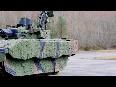 British Ministry Of Defence   Ajax Infantry Fighting Vehicle Presentation 1080p