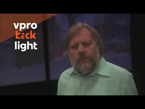 Lecture: Living in the End Times According to Slavoj Zizek (vpro backlight)