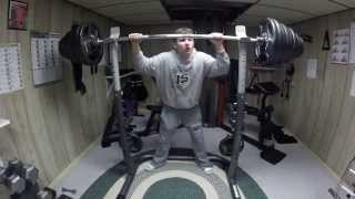 Gold's Gym XRS20 Olympic Bench - How Much Decline Do You Get & How Sturdy Is The Rack