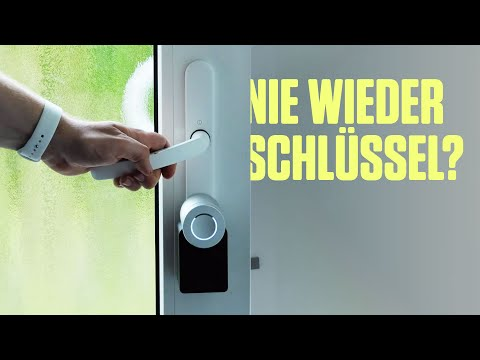 Nuki Smart Lock 2.0 Deutsch - HomeKit Türschloss Mit Alexa, Siri, Google Assistant