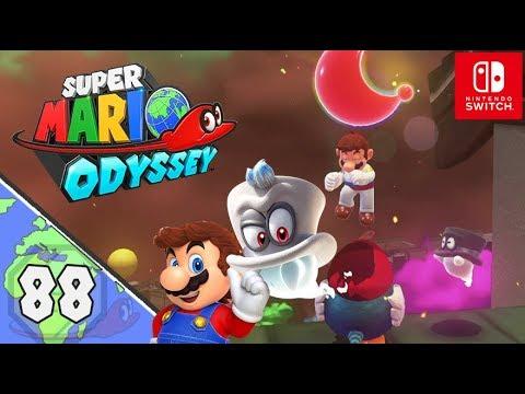 Super Mario Odyssey Let's Play ★ 88 ★ Zu viel von dem Vogel ★ Deutsch