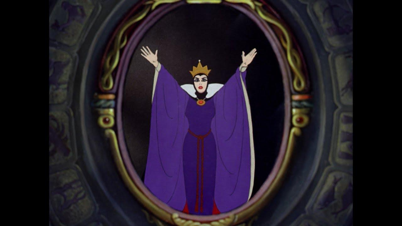 Snow White and the Seven Dwarfs (1937) - 1 - Magic Mirror ...