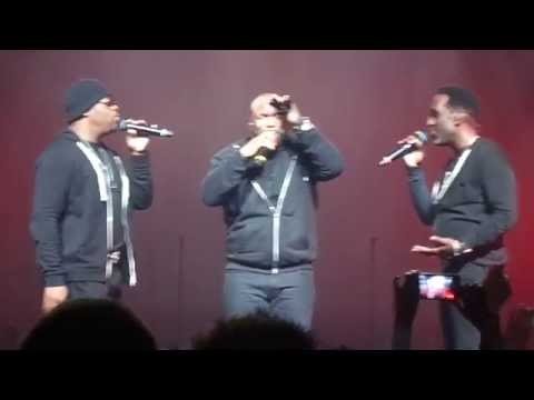 Boyz II Men: Doin' just fine, Live @ Ancienne Belgique, Brussels