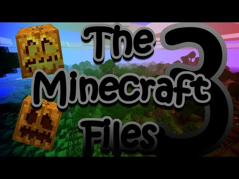 The Minecraft Files - #136: Post Halloween Special (HD)