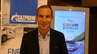 """Ренат Хамидулин - Презентация фильма """"Gazprom — RusVelo: GIRO100"""" в Берлине"""