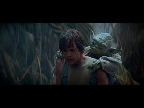 Luke Skywalker Rencontre Yoda