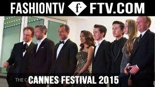 Cannes Film Festival 2015 - Day 2 pt. 4   FashionTV