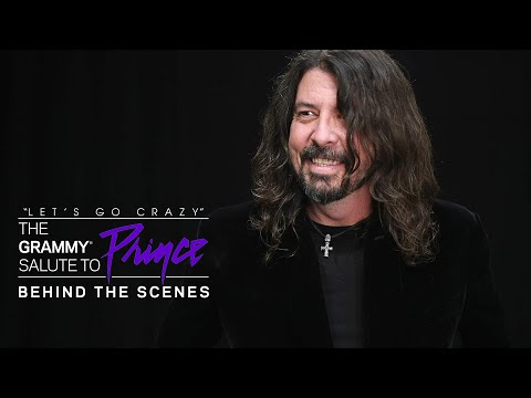 """Dave Grohl Lauds Prince Ahead Of """"Let's Go Crazy!"""" Tribute Special: """"He Was The Best"""""""