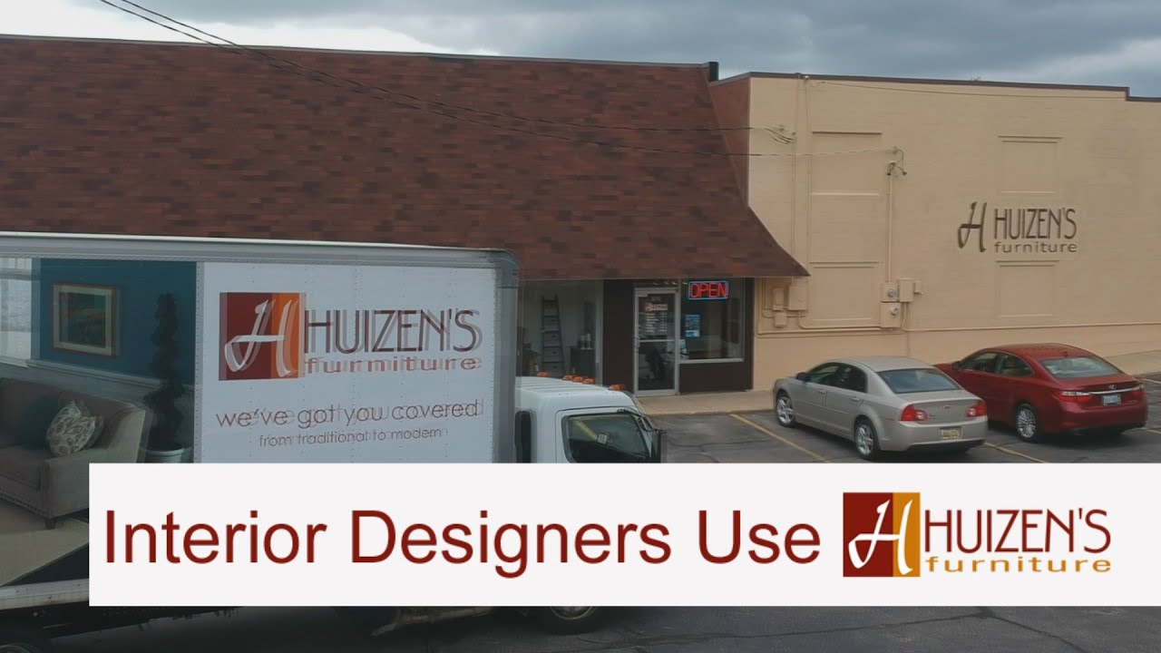 Interior Designers Use Huizens Furniture Grand Rapids Michigan
