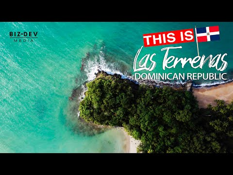 This is Las Terrenas, Dominican Republic by Biz-Dev Media