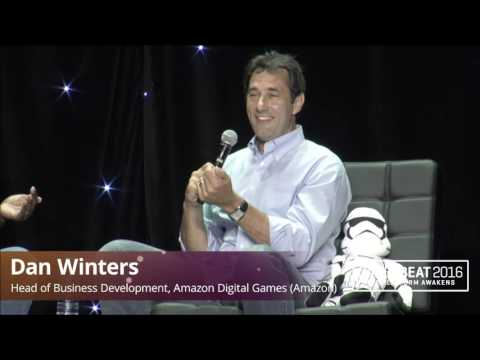 Amazon Digital Games biz dev veteran Dan Winters dies from cancer