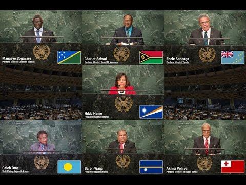 Full Video, Perdebatan Masalah Papua di PBB