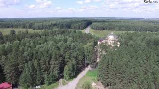 видео Монастырь на месте гибели Романовых под Алапаевском