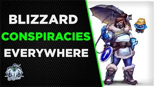Mei  Statue removed and other Blizzard Conspiracy theories over Blitzchung Ban
