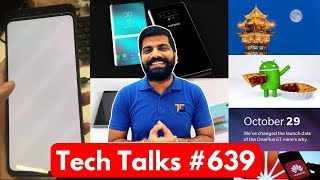 Tech Talks #639 - Samsung Gaming Phone, OnePlus 6T Event, China Artificial Moon, Android 40$ Fees