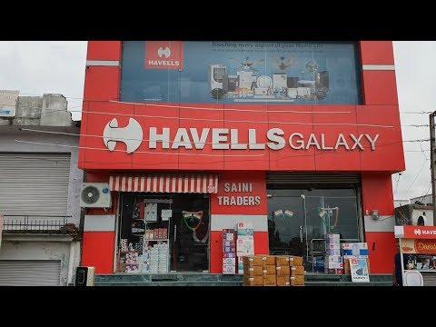 SAINI TRADERS (HAVELLS GALAXY STORE)