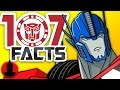 107 Transformers Facts You Should Know - (toonedup #92) cartoonhangover video