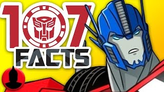 107 Transformers Facts YOU Should Know - (Too...