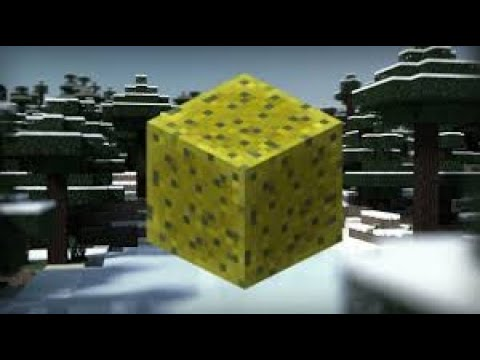 How To Get Water From A Wet Sponge  Minecraft  (All Consoles)
