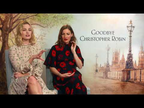 Goodbye Christopher Robin: Margot Robbie & Kelly Macdonald  Movie