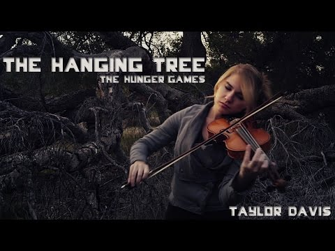 "The Hanging Tree (From ""The Hunger Games"") - Violin - Taylor Davis"