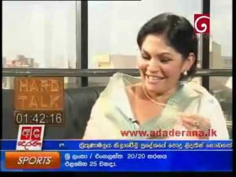 Hard Talk with Rosy Senanayake