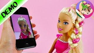 XXL BARBIE FRIZURÁJA | Új frizurát kap az óriási Barbie-királynő | Játssz velem csatorna átalakítása