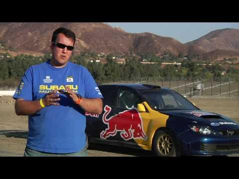 Travis Pastrana's 450HP Subaru WRX STI Distance Jumper