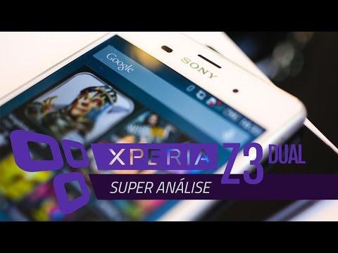 Smartphone Sony Xperia Z3 Dual [Análise] - TecMundo
