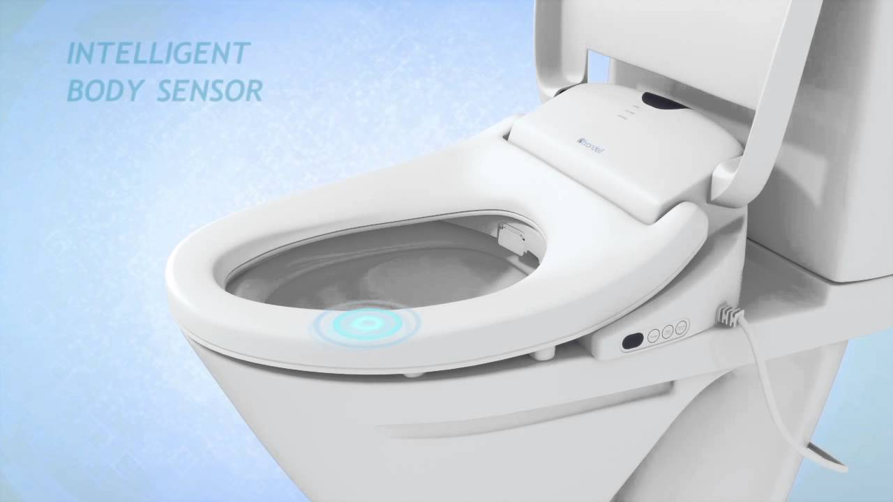 Swash 900 1000 Advanced Bidet Toilet Seat Product Video