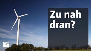 Ärger um Windräder an Grenze von Bayern und Baden-Württemberg | BR24