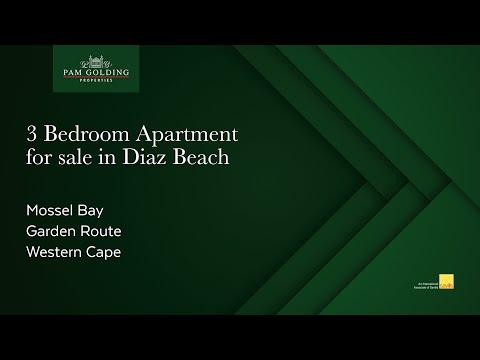 3 Bedroom Apartment For Sale in Diaz Beach | Pam Golding Properties