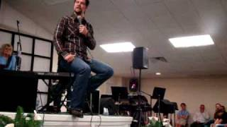 "Jason Crabb ""I Sure Miss You"" Part I"