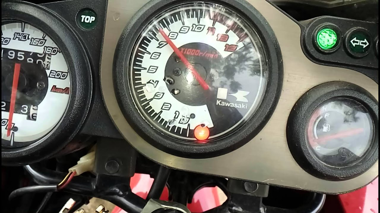 How Kawasaki Super KIPS Work Ninja 150 RR
