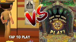 Little Singham| Temple run 2| little Singham vs temple run 2|| gameplay for children's ||