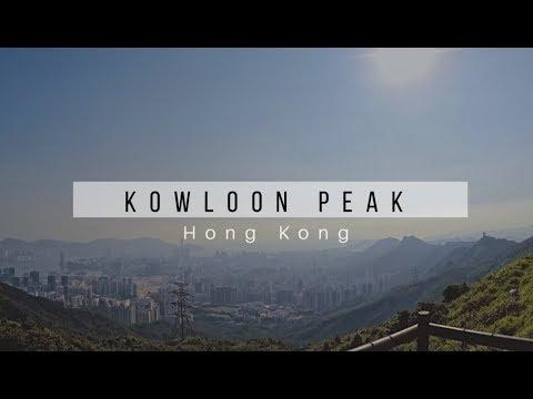 Vlog #6   Kowloon Peak Hike